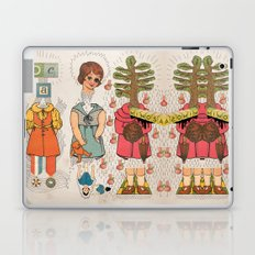 Silly Girls Laptop & iPad Skin