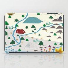 summer camp iPad Case
