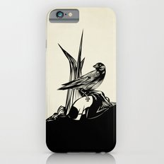 Crows must never win iPhone 6 Slim Case