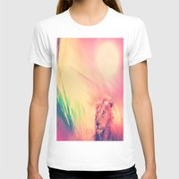 T-shirt featuring The mighty Jungle by Laura Santeler