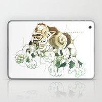 Gorilla gorilla gorilla! Laptop & iPad Skin