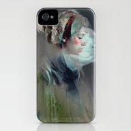 Self Portrait iPhone (4, 4s) Slim Case
