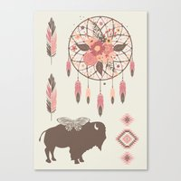 Spirit Walk Canvas Print