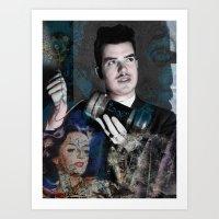 Jack Parsons- Babylon Ch… Art Print