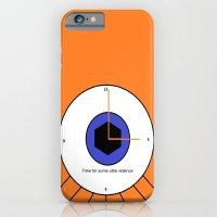 Time For A Little Ultrav… iPhone 6 Slim Case