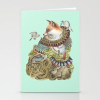 Quilted Comrades In The … Stationery Cards