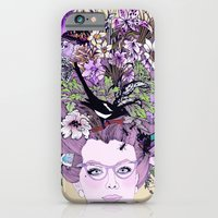 iPhone & iPod Case featuring High Barnet by Cat Sims
