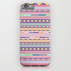 Geometric Pastel Pattern iPhone 6 Slim Case