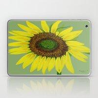 Sunflower Painted  Laptop & iPad Skin