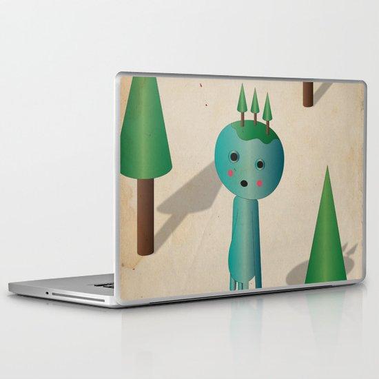 3 a l b e r i i n t e s t a Laptop & iPad Skin