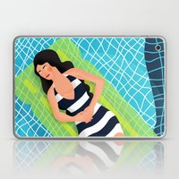 In The Pool Laptop & iPad Skin