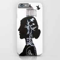 iPhone & iPod Case featuring SILHOUETTE  by Brianna Saba