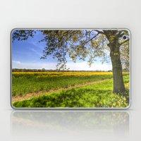 The Daffodil Summer Farm Laptop & iPad Skin