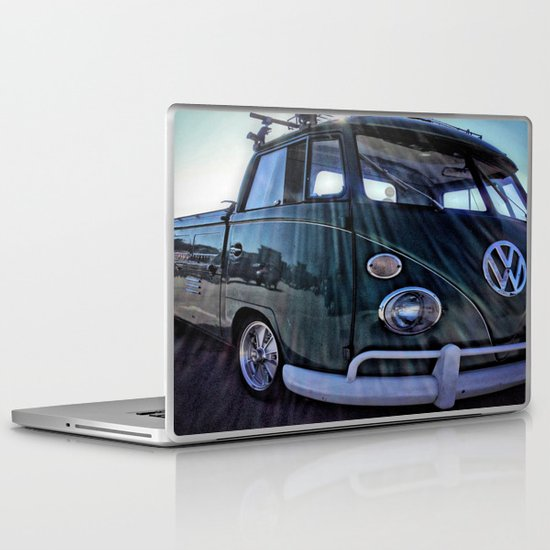 vintage vw Laptop & iPad Skin
