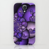 Perplexity Of Purple Galaxy S4 Slim Case