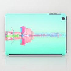 Neon Port iPad Case