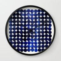 Unity-Indigo Wall Clock