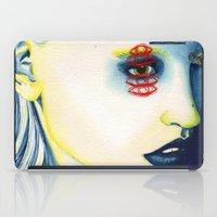 Close Up 6 iPad Case