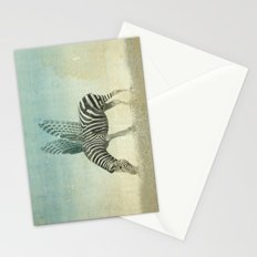 on the wings Stationery Cards