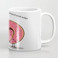 Husband and Wife Mug