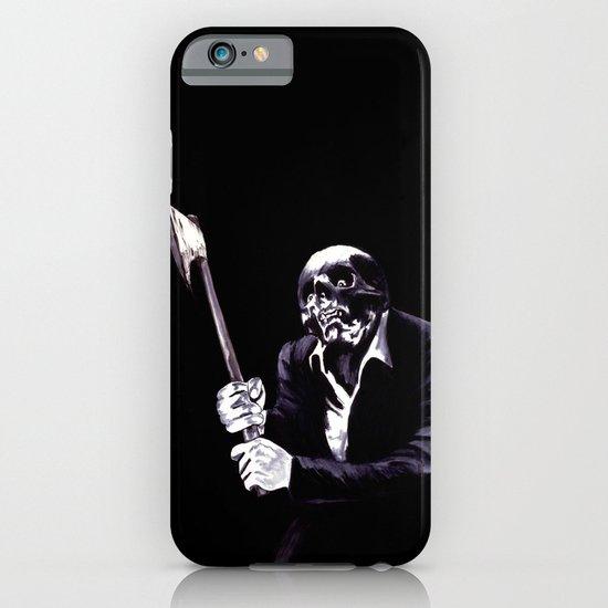 Bastard's Got A Hatchet  iPhone & iPod Case