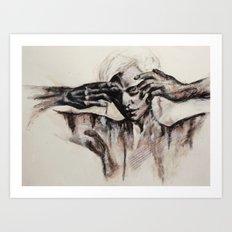 Vulnerable Art Print