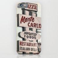 Monte Carlo iPhone 6 Slim Case