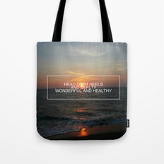 All That You Have to Be Tote Bag