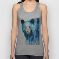 American black bear Unisex Tank Top