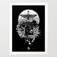 Krogl Art Print