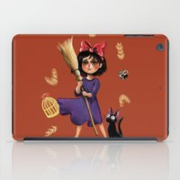Kiki And Jiji iPad Case