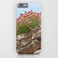 Giant's Causeway flowers iPhone 6 Slim Case