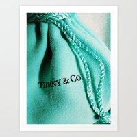 & Co. Art Print