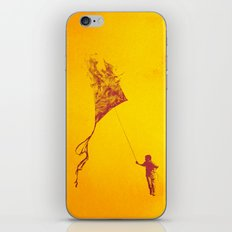 Playing with Fire iPhone & iPod Skin