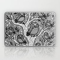 The Hypnowl Council Laptop & iPad Skin