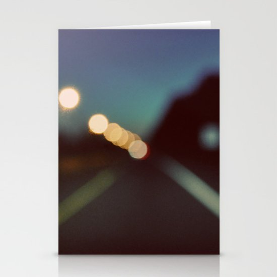 Drive Stationery Card