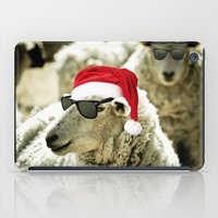 Tis The Season - Sheep iPad Case