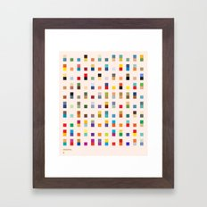 COASTAL 2 — Matthew Korbel-Bowers Framed Art Print