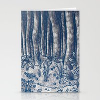 Oregon Forest Stationery Cards