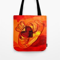 The Claddagh Ring  Tote Bag