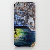 Literary Octopus iPhone 6 Slim Case