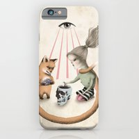 The Fitcher's bird six iPhone 6 Slim Case
