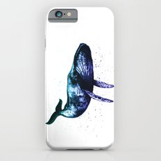 Humpback Whale Slim Case iPhone 6s