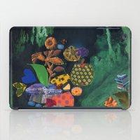 Cave Garden V iPad Case