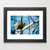 Entwine Framed Art Print