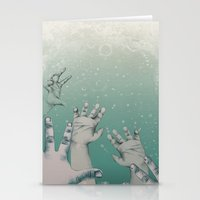 Pied Piper Stationery Cards