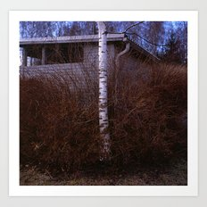 Espoo, Finland  Art Print