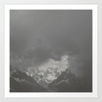 Alpine III Art Print