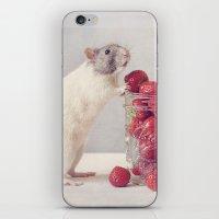 Snoozy iPhone & iPod Skin