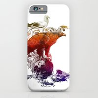 iPhone & iPod Case featuring the watchers 3 color version by frederic levy-hadida